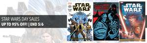 May the 4th Comixology Star Wars Deal (bis zu 95% off)