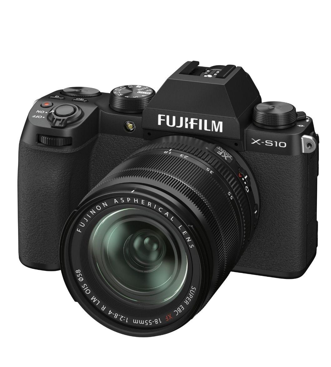 FUJIFILM X-S10 INKL. XF 18-55MM 1:2,8-4,0 R LM OIS
