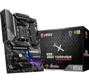 [Amazon Prime] MSI MAG B550 Tomahawk Mainboard 137,90€