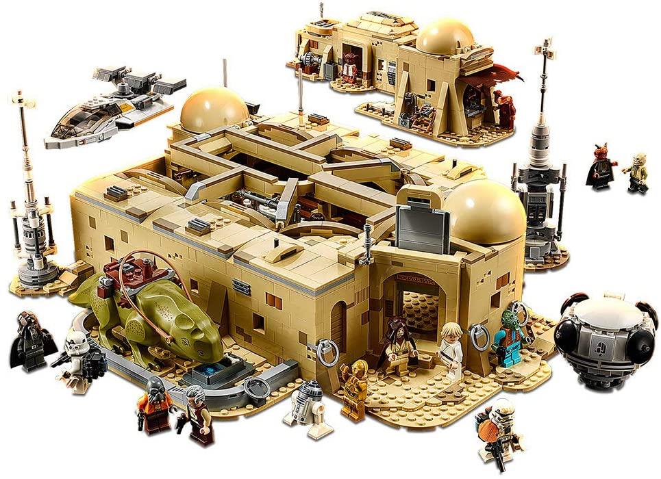 LEGO Star Wars - Mos Eisley Cantina (75290) für 279,96€ inkl. Versand (El Corte Ingles)