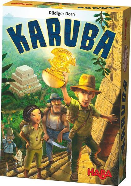 Karuba [Thalia KultClub] strategisches Legespiel / Brettspiel für 18,26€