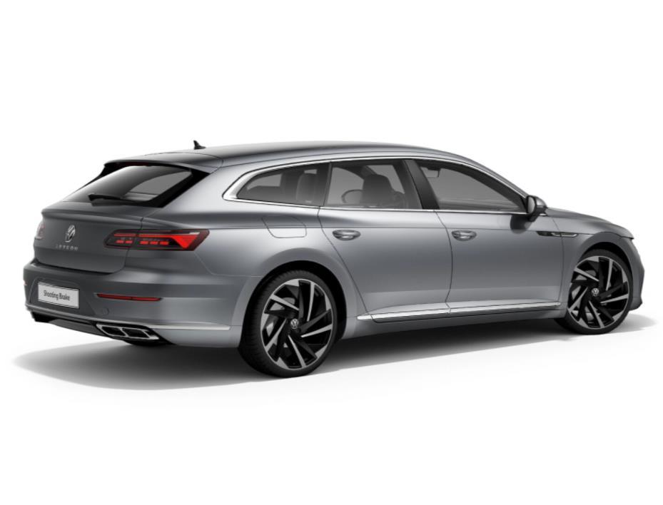 Gewerbeleasing: VW Arteon R-Line 2.0 / 200PS (sofort verfügbar) für 155€ (eff 178€) netto monatlich - LF:0,31