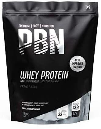 2,27kg PBN Whey Protein(6,18€/kg) oder Isolat(7,47€/kg) in verschiedenen Sorten - Prime*Sparabo*