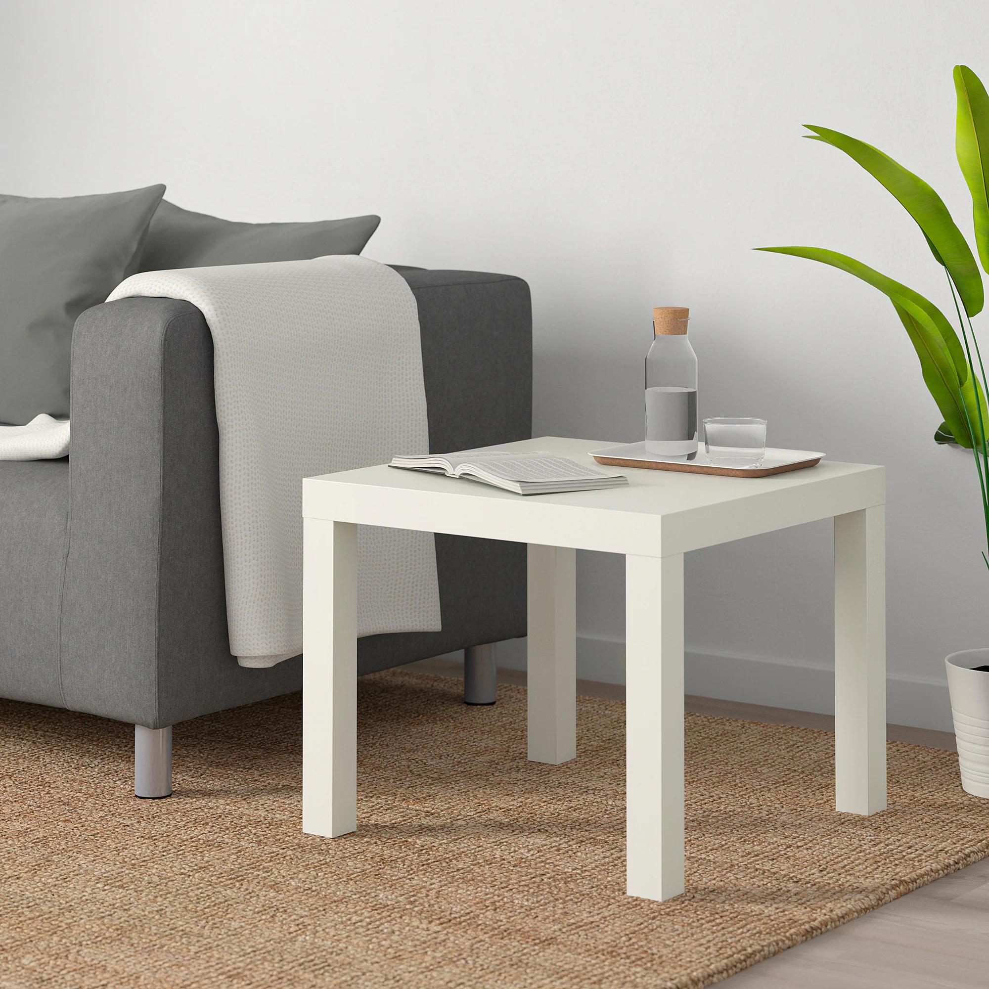 Ikea Lack Tisch 55x55
