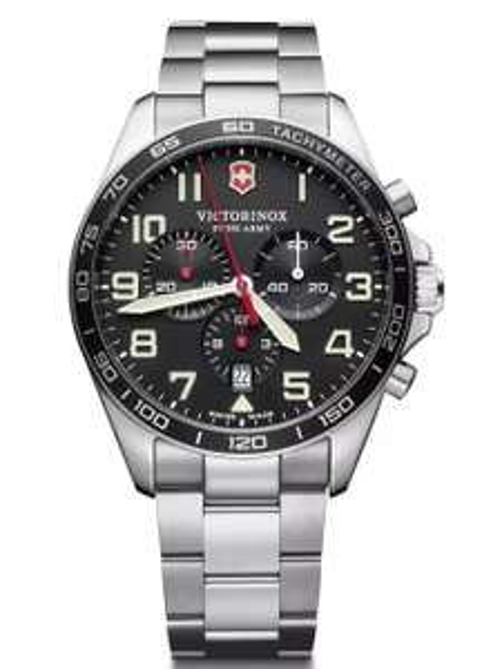 Victorinox 241855 Fieldforce Chrono Herren 42mm 10ATM Saphirglas @Timeshop24