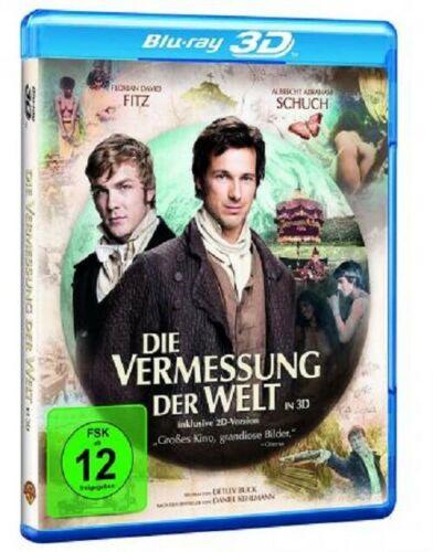 Die Vermessung der Welt Blu-ray 3D + 2D
