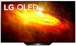 LG OLED55BX3LB, 4K UHD, webOS, SMART TV, HDR, Dolby Vision, Fernseher, HDMI 2.1 - Single Triple Tuner!