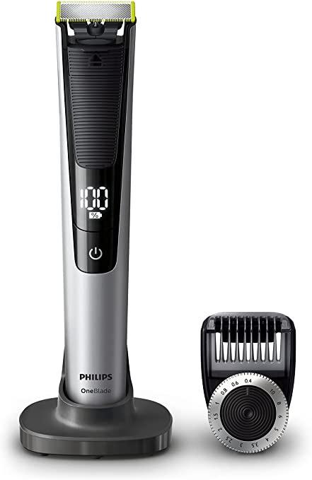 Philips OneBlade Pro QP6520/30 (Trimmen, Stylen, Rasieren/Präzisionskamm für 14 Längen) [Amazon]