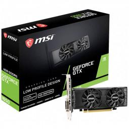 GeForce GTX 1650 4GT LP OC, 4096 MB GDDR5