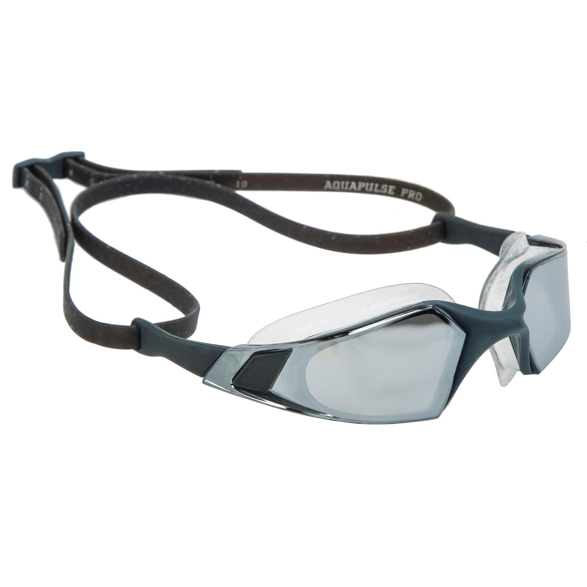 (Decathlon) Speedo Schwimmbrille Aquapulse Pro verspiegelt