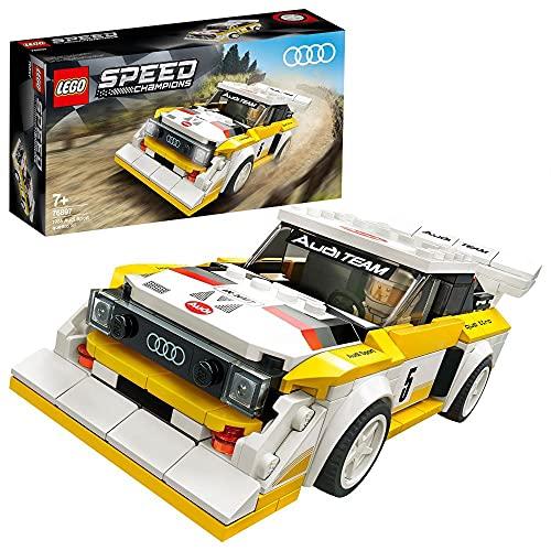 [amazon | prime] Lego 76897 Speed Champions 1985 Audi Sport Quattro S1 Rennwagenspielzeug