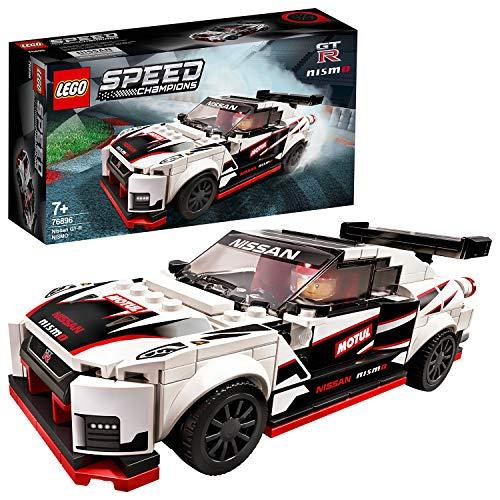 [amazon | prime] Lego 76896 Speed Champions Nissan GT-R NISMO Rennwagenspielzeug mit Rennfahrer Minifigur