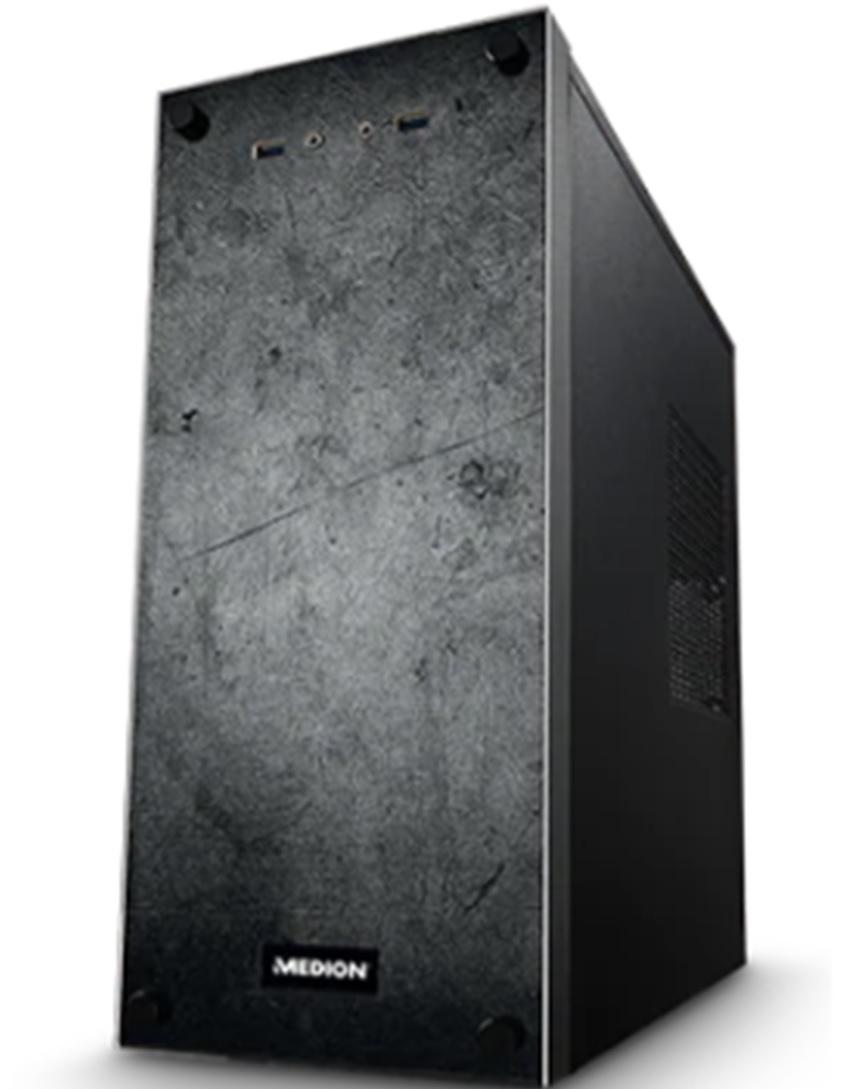 Lokal Essen (Medion): Einsteiger Gaming PC: i5-10400f, 8GB, GTX 1650, 512 GB SSD
