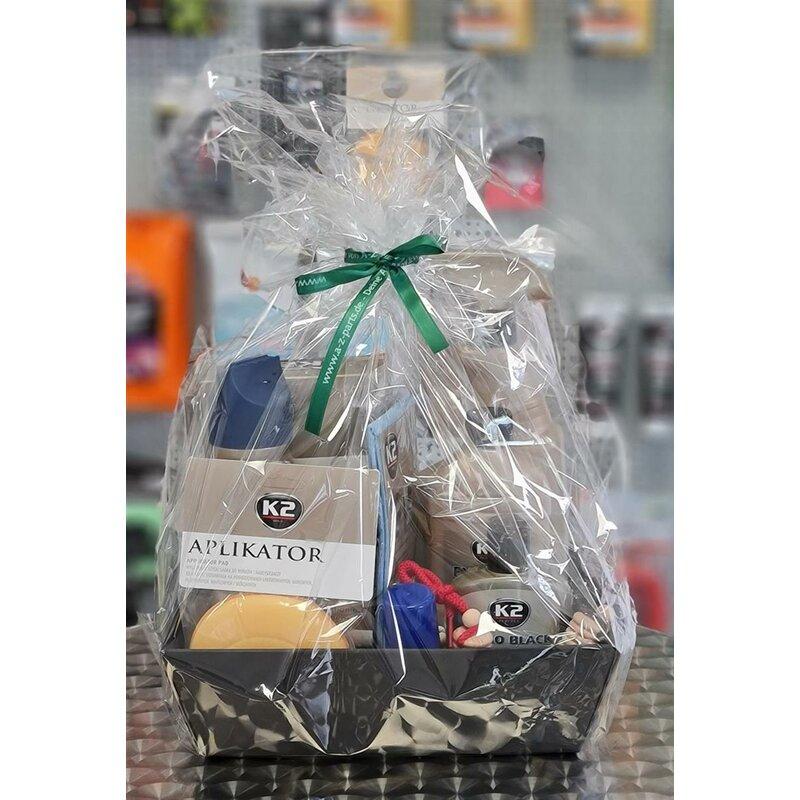 K2 Autopflege Set (9-teilig) in der Geschenkbox