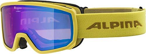 Alpina Scarabeo S A7261 Skibrille für 7,38€ (Amazon Prime)