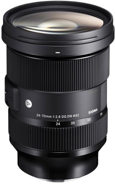 Sigma 24-70mm F2.8 DG DN Art Objektiv für Sony E-Mount