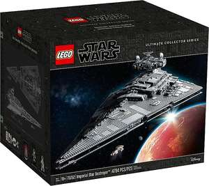 LEGO 75252 Imperial Star Destroyer oder andere STAR WARS LEGO-Sets 20% günstiger