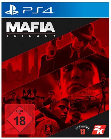 Mafia Trilogy (PS4 & Xbox One) für 29,99€ (Media Markt & Saturn Abholung)