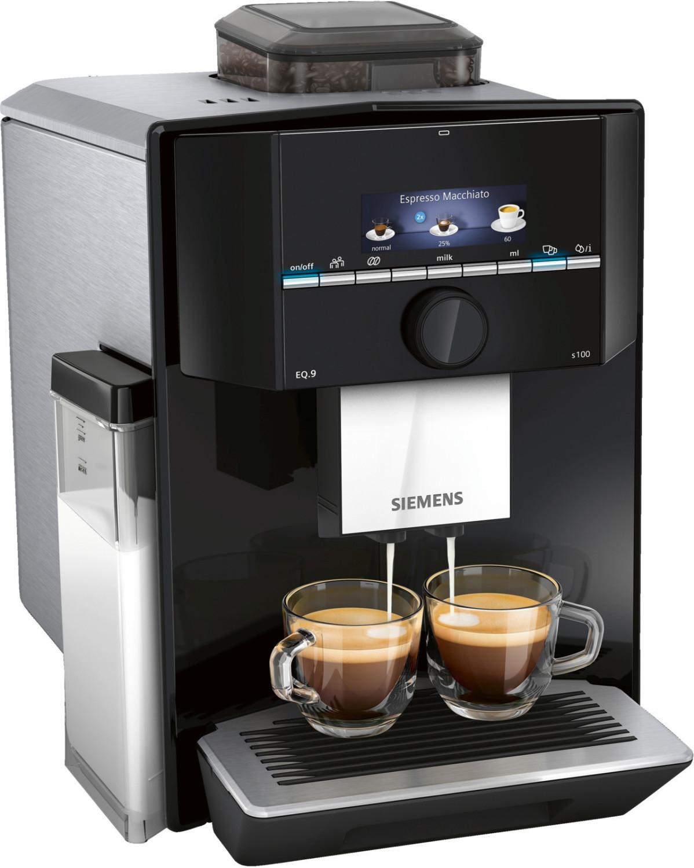 Siemens EQ.9 S100 TI921509DE Kaffeevollautomat + SIEMENS TZ80004A Reinigungsset für 849€ bzw. 839€ mit NL-Gutschein