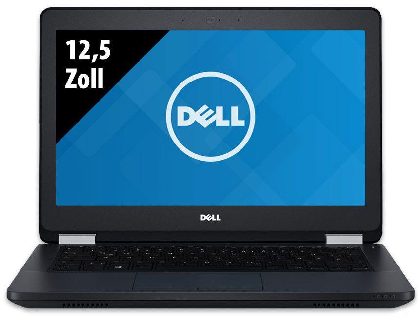 "[gebraucht] Dell Latitude E5270 (12.5"", FHD, TN, i5-6300U, 8GB RAM, 250GB SSD, LAN, WLAN, HDMI, VGA, 3x USB 3.0, Docking, Win10 Pro)"
