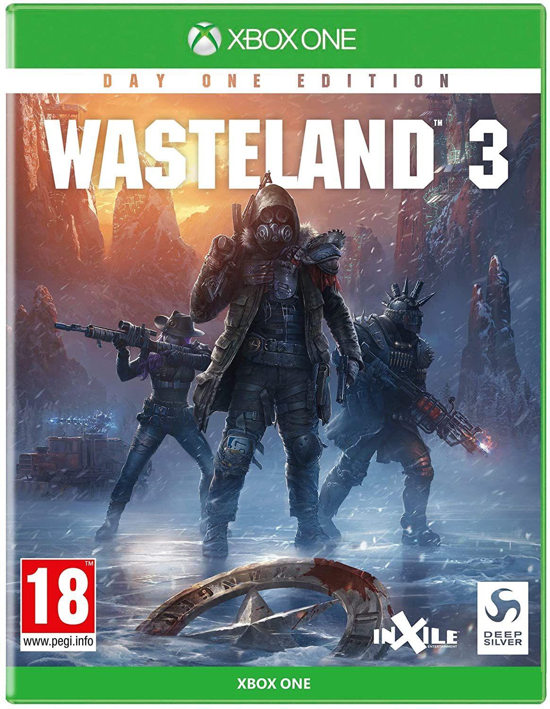 Wasteland 3 Day One Edition (Xbox One) [Amazon.co.uk]
