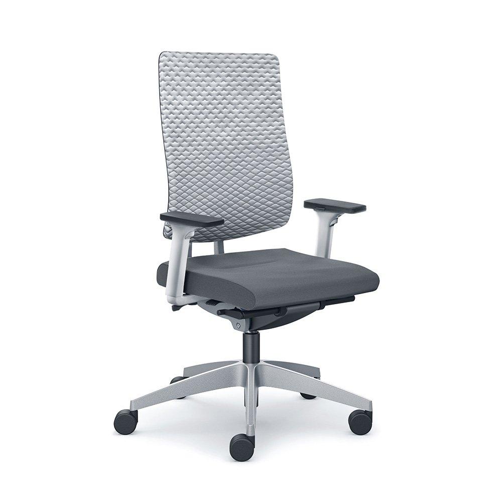 Sedus Black Dot Air Bürodrehstuhl in lichtgrau oder schwarz