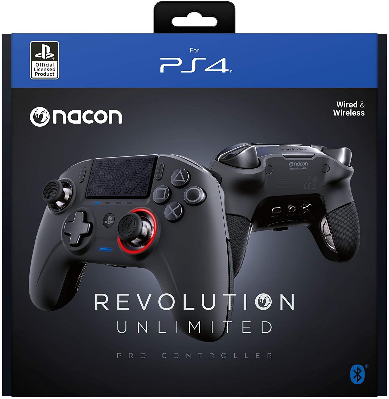 NACON PS4 Revolution Unlimited Pro Controller [Amazon]