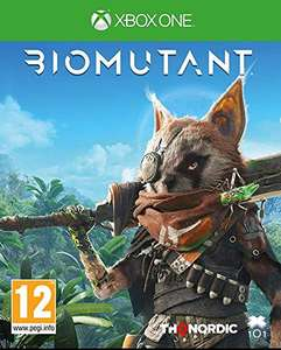 Biomutant - THQ NORDIC - Xbox One | PlayStation 4
