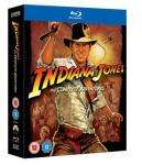 Indiana Jones Complete Adventures Blu-Ray bei thehut.com