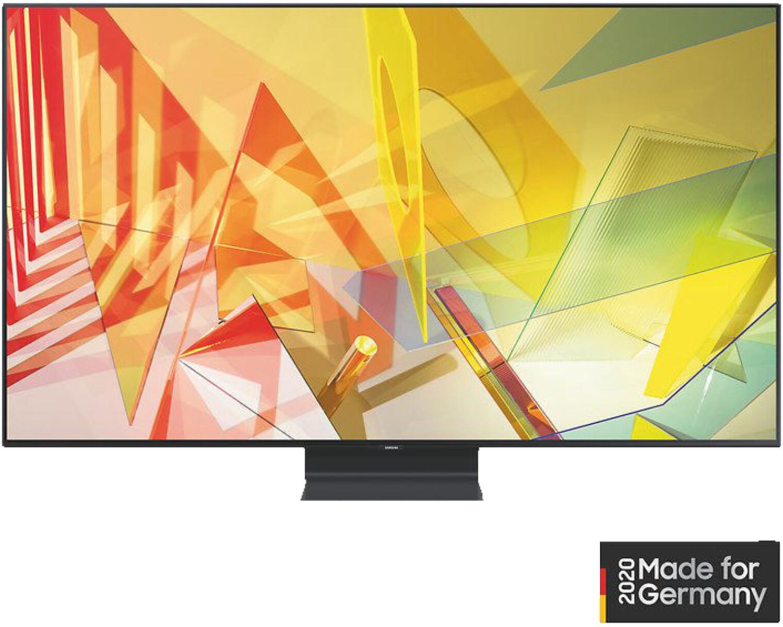 """Samsung 65"""" Fernseher GQ65Q90T im Saturn Gutscheinheft"""