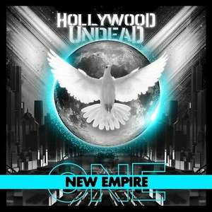 Hollywood Undead - New Empire Vol. 1 - Vinyl [jetzt Ebay] LP, Schallplatte