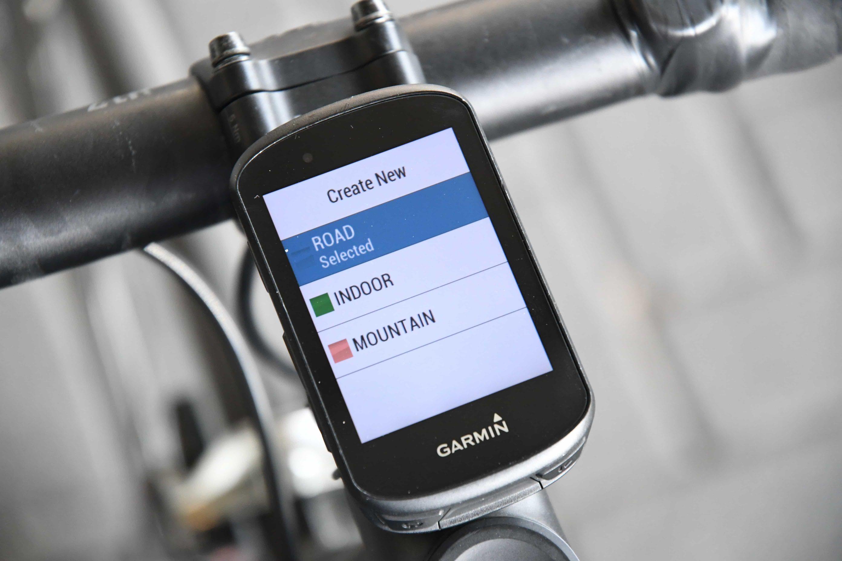 Garmin Edge 530 - Fahrradcomputer