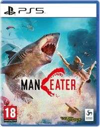 Maneater(PS5) [Netgames]