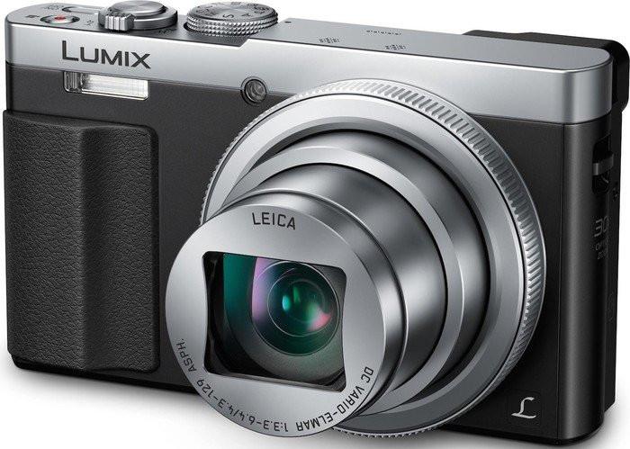 PANASONIC Lumix DMC-TZ71 silber Kompaktkamera
