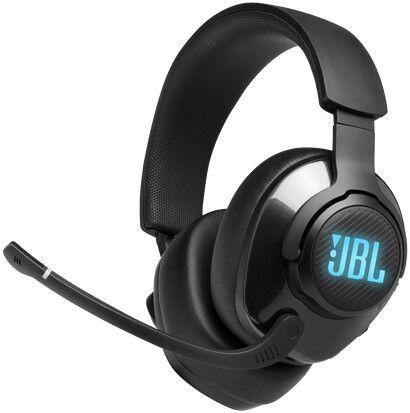 JBL Quantum 400, Over-ear Gaming Headset Schwarz [Saturn & Amazon]