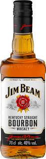 Kaufland: Jim Beam Kentucky Straight Bourbon Whiskey oder Honey Whiskey-Likör