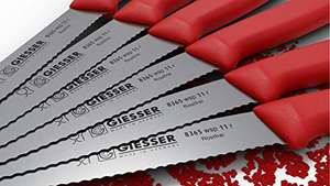 G for Germany and Giesser - 6er Set Universalmesser - Messer - Amazon