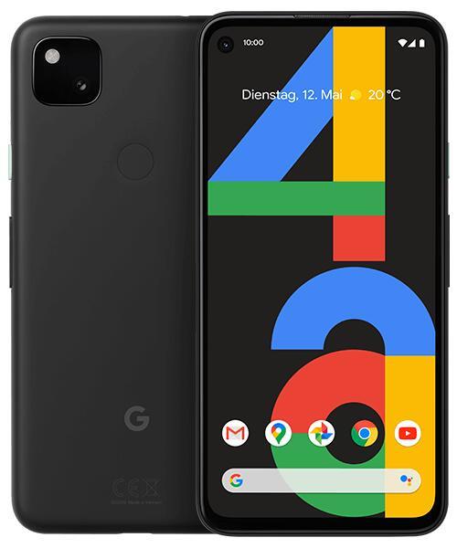 Google Pixel 4a (128GB) + Google Home Mini mit o2 Blue All-In M (12GB LTE, VoLTE, WLAN Call) für 4,95€ ZZ & mtl. 19,99€