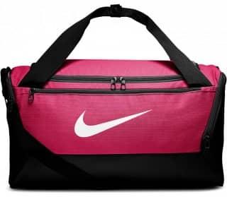 Nike Brasilia S Sport- & Trainingstasche in rush pink / black (41l Volumen)