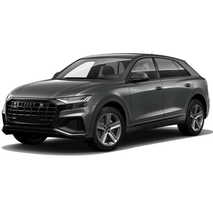 [Privatleasing] Audi Q8 (241 PS) mtl. 659€ + 750€ ÜF (eff. mtl. 675€), LF 0,72, GF 0,74, 48 Monate, inkl. Sonderausstattung