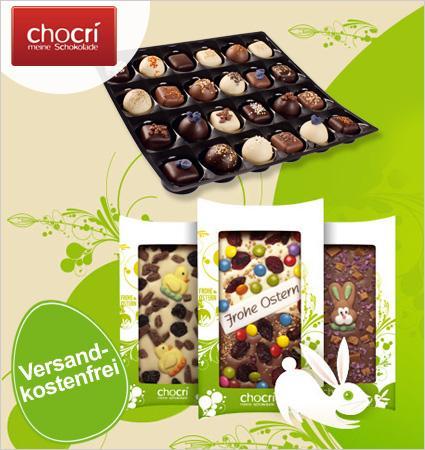 Chocri Schkolade -50%