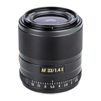 Viltrox 33mm F1.4 AF Sony E-Mount