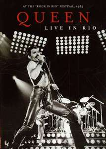 [arte Mediathek] Konzertfilm Queen: Live in Rio (1985) [IMDB 8.2] als Stream/Download