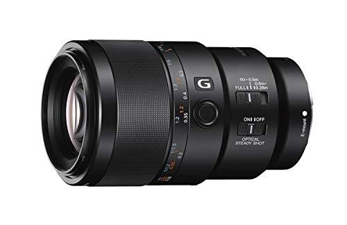 Sony SEL90M28G 90 mm f/2.8, Makro Objektiv, Sony-E Mount