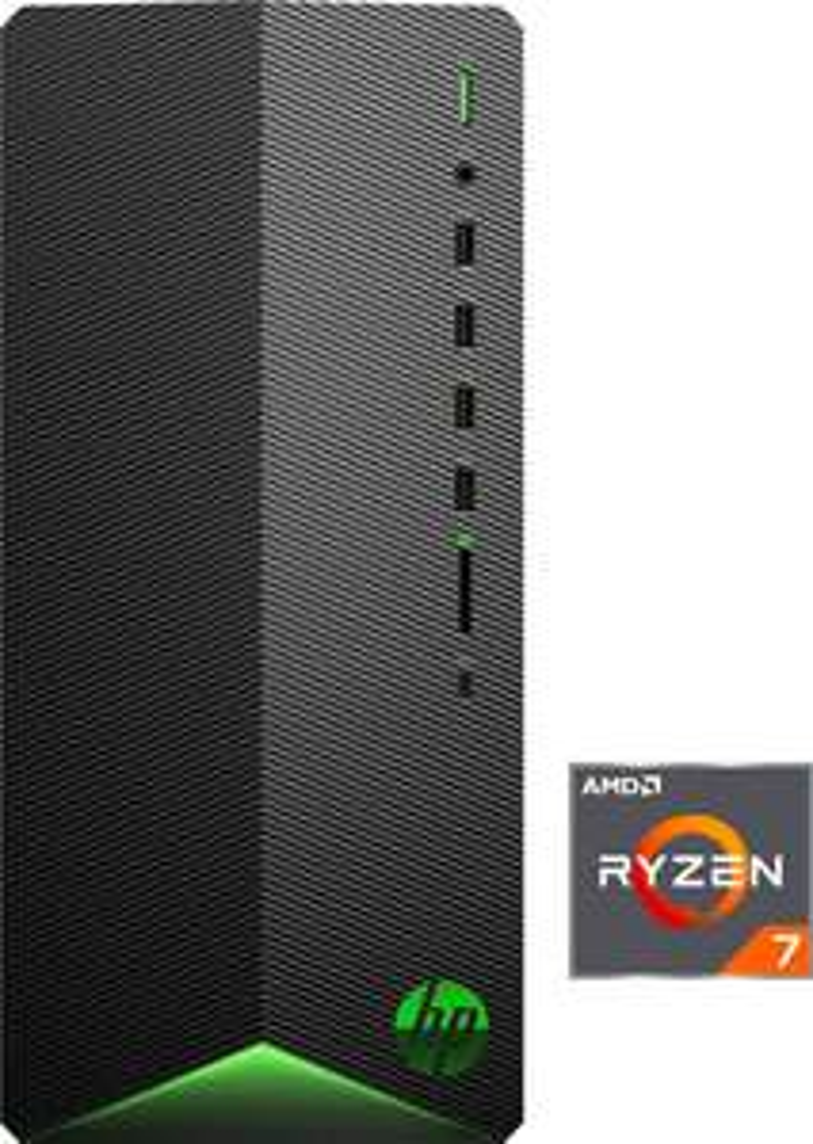 HP Pavilion Gaming Ryzen 7 4700G, 16GB, 512GB SSD, RTX 3060 Ti