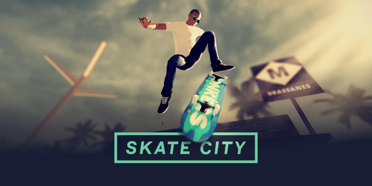 [eshop] Skate City für Nintendo Switch, 7,29€ in Russland, 8,99€ in Deutschland