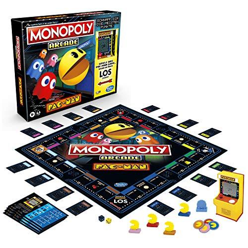 Monopoly Arcade Pac-Man Brettspiel (Prime)