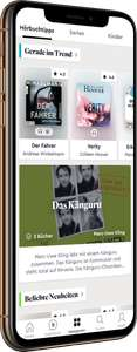 [BookBeat] Jetzt 100.000 Hörbücher 3 Wochen lang kostenlos über die App hören