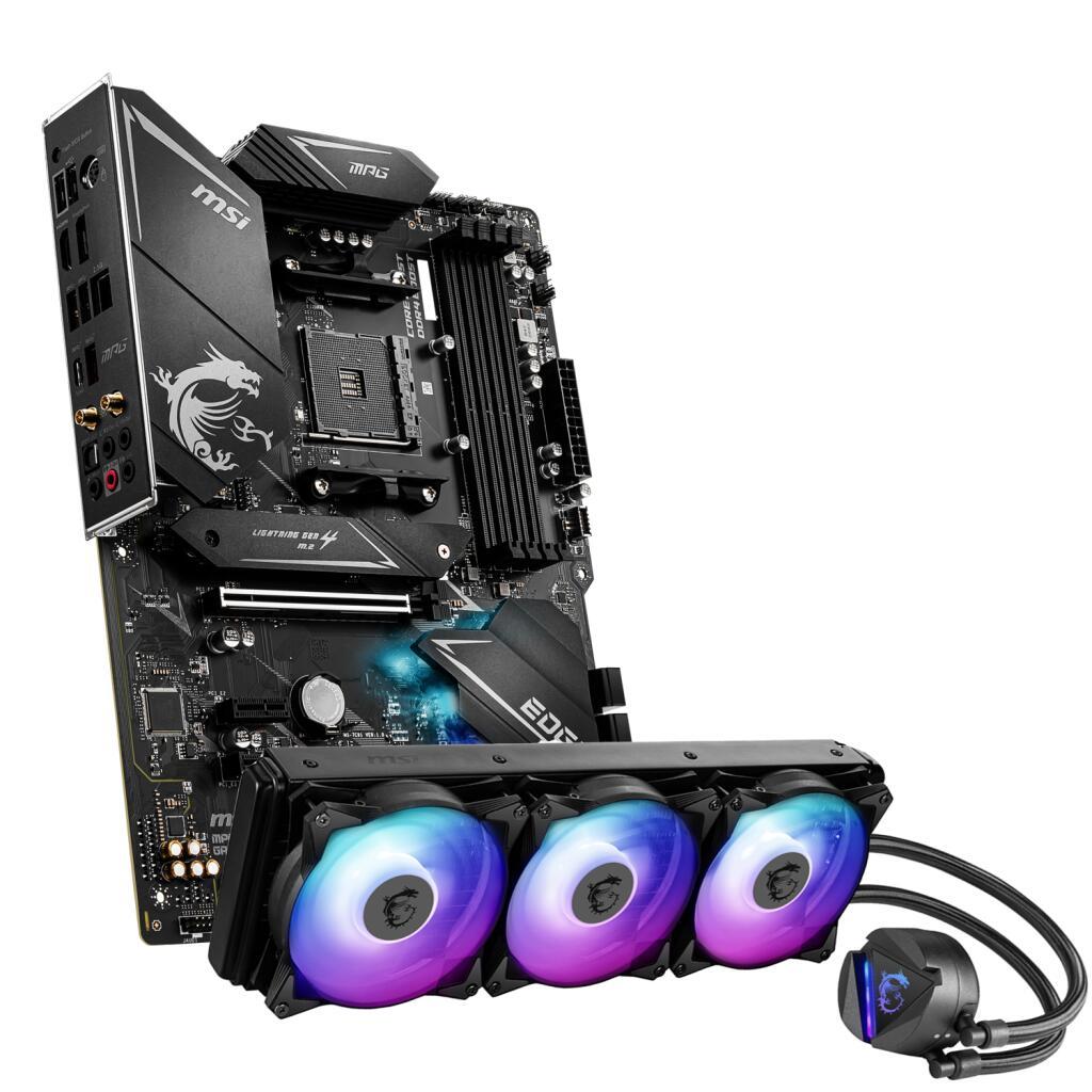 NBB-Wochenangebote [19/21]: z.B. Bundle: MSI MPG B550 Gaming Edge WIFI Mainboard (AM4) & MSI CoreLiquid 360R Wasserkühlung für 249,90€