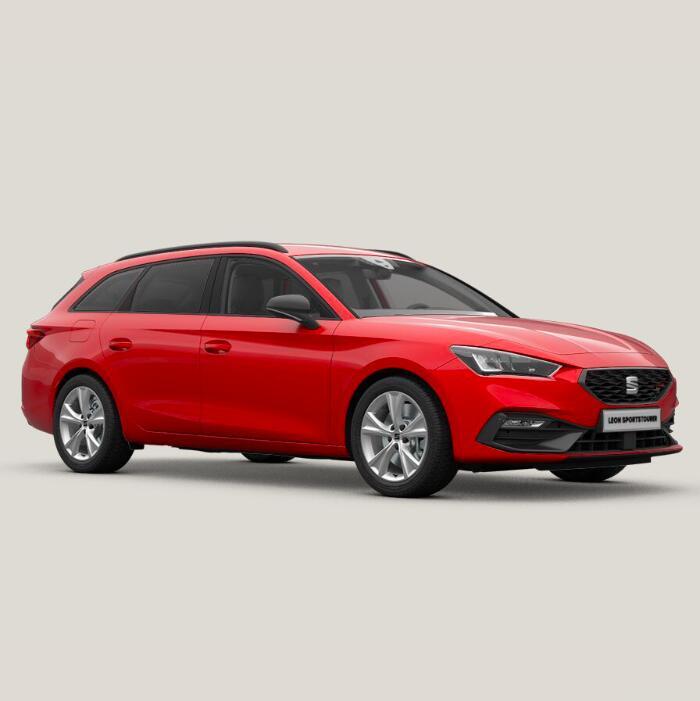 [Gewerbeleasing] Seat Leon Sportstourer FR e-Hybrid (204 PS) mtl. 79€ + 832€ ÜF (eff. mtl. 113,66€), LF 0,26, GF 0,37, 24 Monate, BAFA